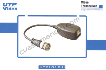 Converter BNC to UTP Cable
