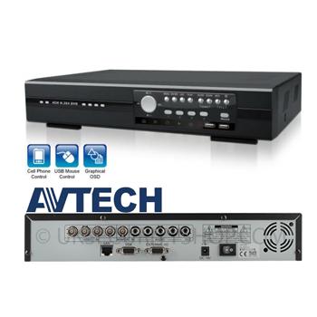 DVR AVTECH 4 Channel KPD674ZB