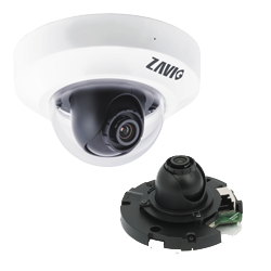 Zavio Mini Dome IP Camera D3200 2MP Full HD