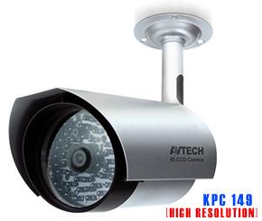 Camera CCTV AVTECH KPC 149 High Resolution