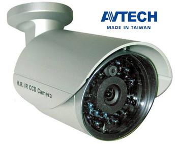 Avtech IR Camera KPC-138 ZEP 520TVL