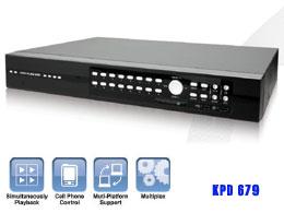 DVR Camera CCTV AVTECH 16 Channel KPD 679
