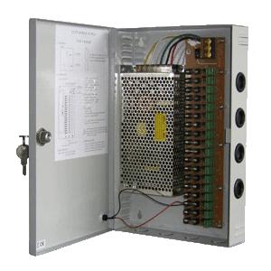 Power Supply Camera CCTV DC 12V 18 Outputs