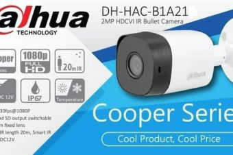 Camera Outdoor DAHUA HAC-B1A21P