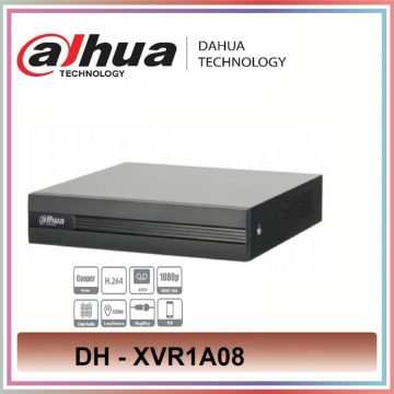 DVR DAHUA 8 Channel COOPER DH-XVR1A08