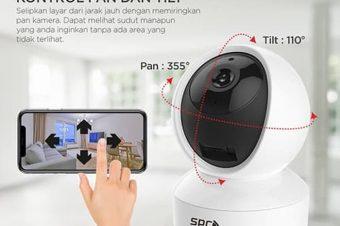 CCTV Wifi Ip Camera SPC Super Series Babycam 720P