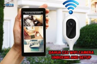CCTV Dahua IPC Kamera DH-IPC-C22