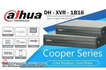 DVR Dahua 16ch Dh-XVR 1B16 Cooper